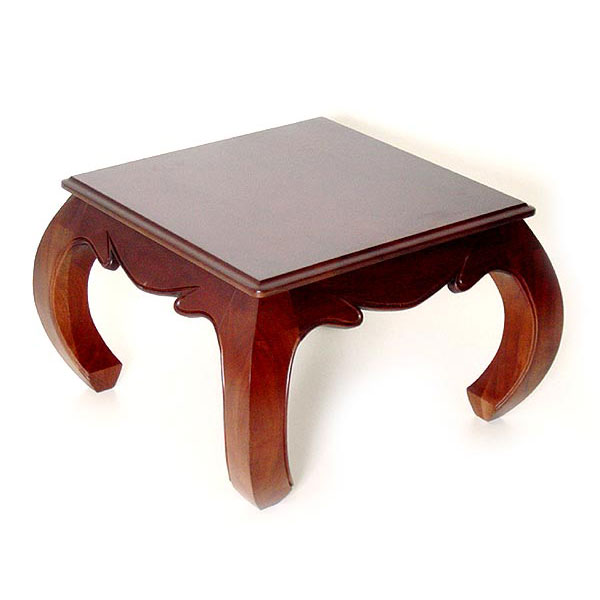 010 African Colonial Coffee Table 1